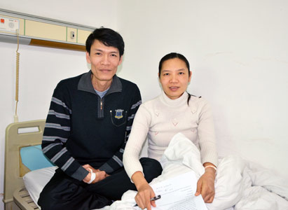 Hai chị em ruột cùng mắc bệnh ung thư tuyến giáp, lựa chọn đầu tiên là điều trị bằng kỹ thuật xâm lấn tối thiểu