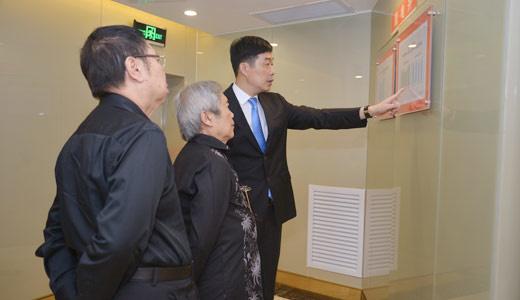 Bệnh viện Trung Hoa Surabaya, Bệnh viện Ung thư St.Stamford Quảng Châu, phỏng vấn y tế, ung thư, điều trị xâm lấn tối thiểu