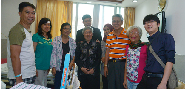 RS Adi Husada Surabaya, St.Stamford Modern Cancer Hospital Guangzhou, medical visit, cancer, minimally invasive therapy