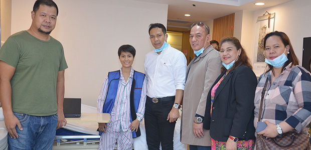 medical cooperation, medical development, minimally invasive treatment, St. Stamford Modern Cancer Hospital Guangzhou, Vice Governor of BULACAN