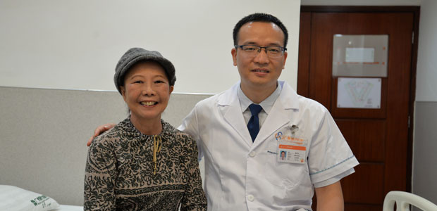 lung cancer, lung cancer treatment, minimally invasive therapy, interventional therapy, cyotherapy, St. Stamford Modern Cancer Hospital Guangzhou