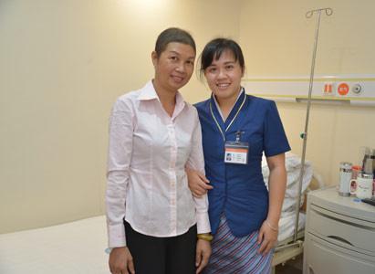 ung thư ống mật, điều trị xâm lấn tối thiểu, điều trị can thiệp, điều trị dao lạnh, điều trị cấy hạt phóng xạ, Bệnh viện Ung thư St.Stamford