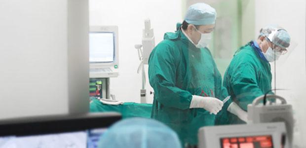 เทคนิคคีโมสีเขียว,มะเร็งลำ,รพ.มะเร็งสมัยใหม่กว่างโจว St.Danfu